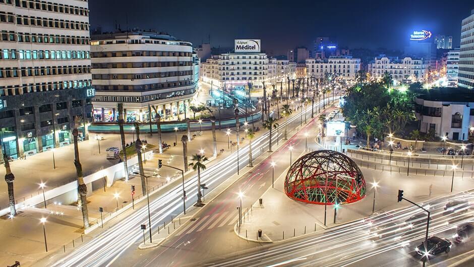 طقس الدار البيضاء اليوم